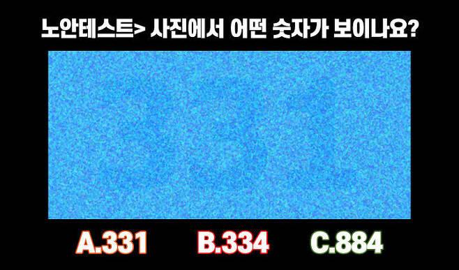 출처: 사진에서 어떤 숫자가 보이나요?