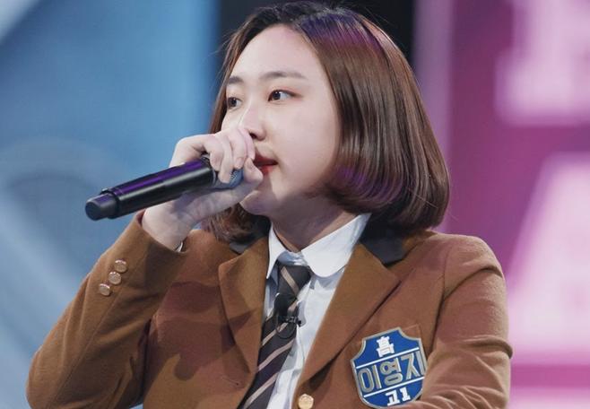 출처: Mnet '고등래퍼3'