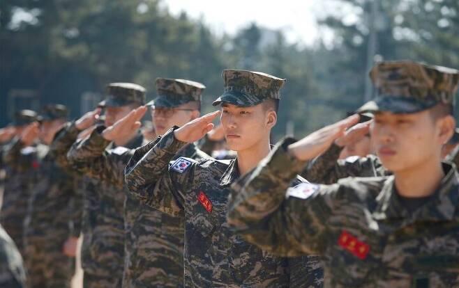 출처: 해병대 제공.