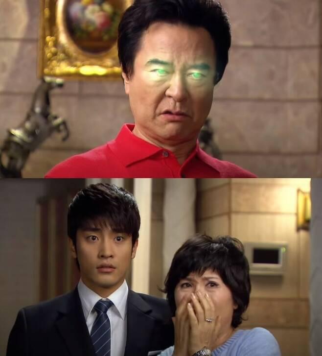 출처: SBS '신기생뎐' 방송화면 캡처