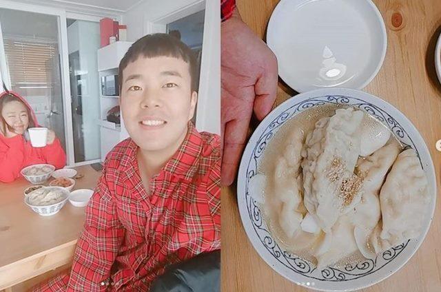 출처: 김민기 인스타그램
