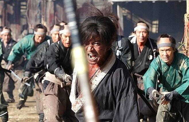 출처: 영화 '무한의 주인'