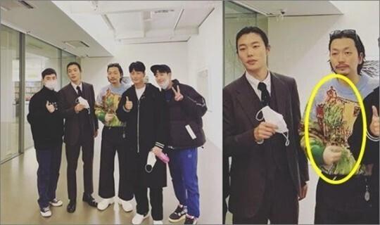 출처: 이동휘 인스타그램