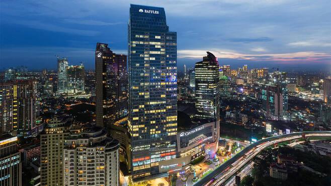 출처: ⓒ Raffles Jakarta