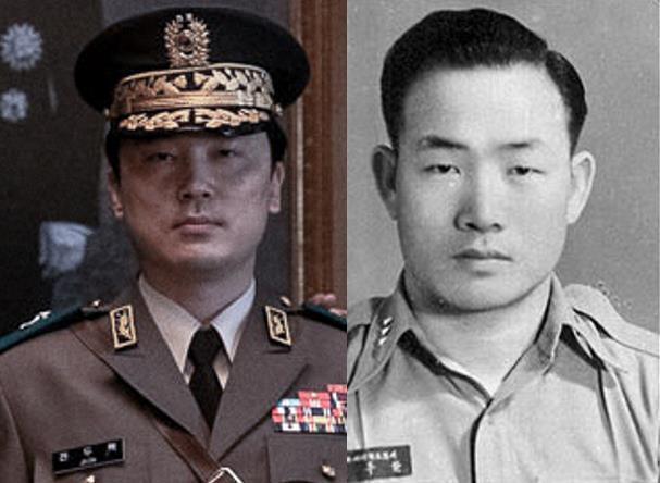 출처: 젊은시절 전두환 사진출처 위키백과