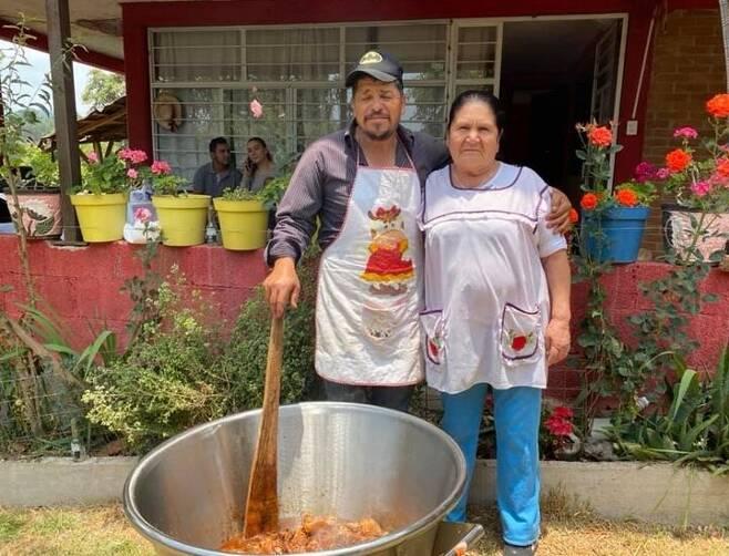 출처: De Mi Rancho A Tu Cocina 페이스북