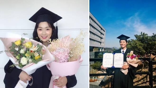 출처: 싸이더스 HQ 인스타그램 캡처, 박보검 트위터