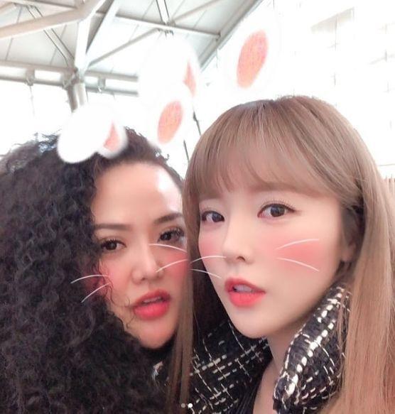 출처: 홍선영 인스타그램