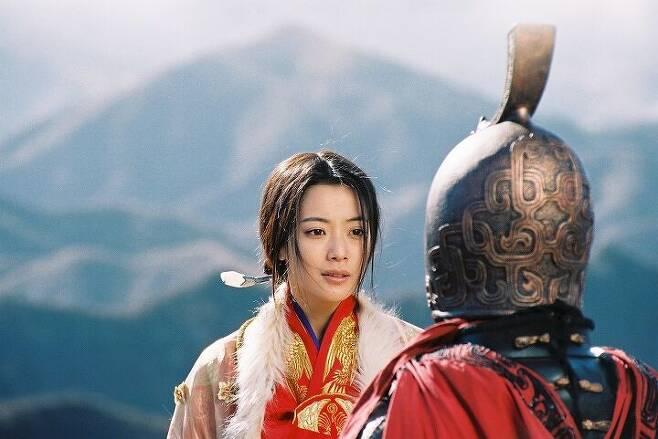 출처: '신화: 진시황릉의 비밀' 스틸
