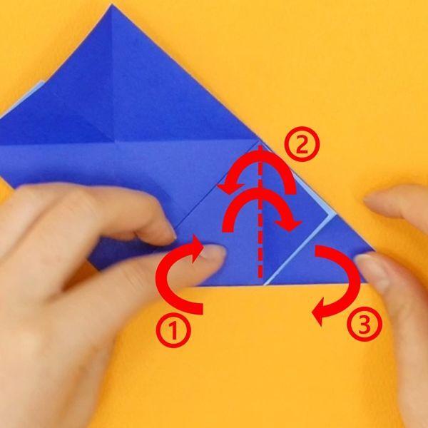 종이접기로 핸드폰 거치대 만드는 방법
