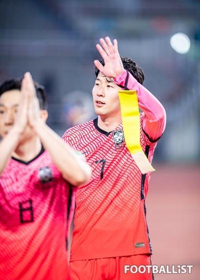 손흥민(국가대표팀). 서형권 기자
