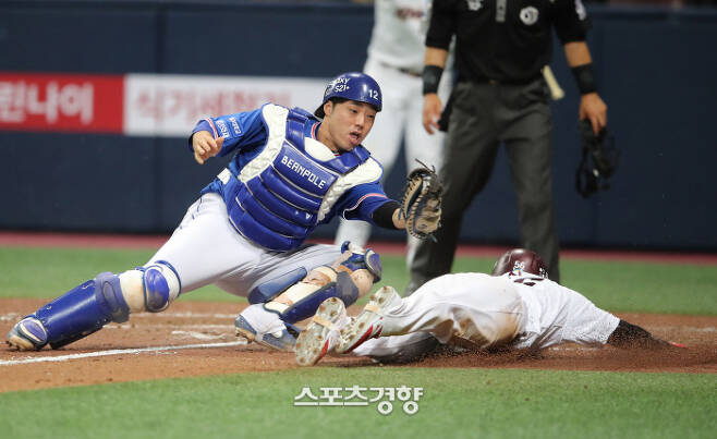 삼성 김민수 | 삼성 라이온즈 제공