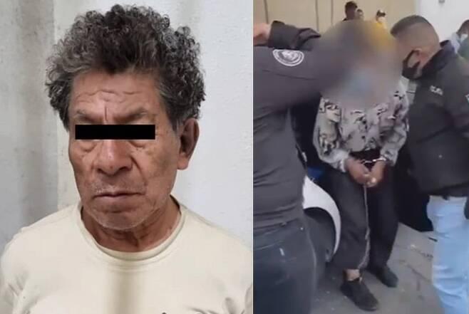 멕시코에서  연쇄살인을 하고 식인을 한 것으로 의심받고 있는 앙드레스. (더선 갈무리) © 뉴스1