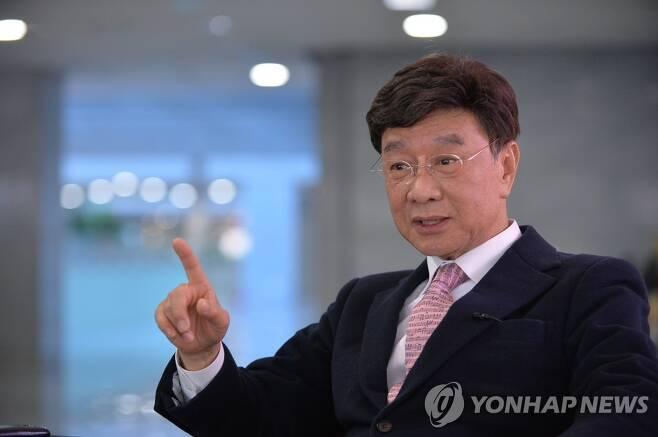 최성해 동양대 총장 [동양대 제공.재판매 및 DB 금지]