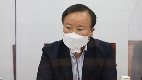[사진 제공: 연합뉴스] 김재원 국민의힘 최고위원