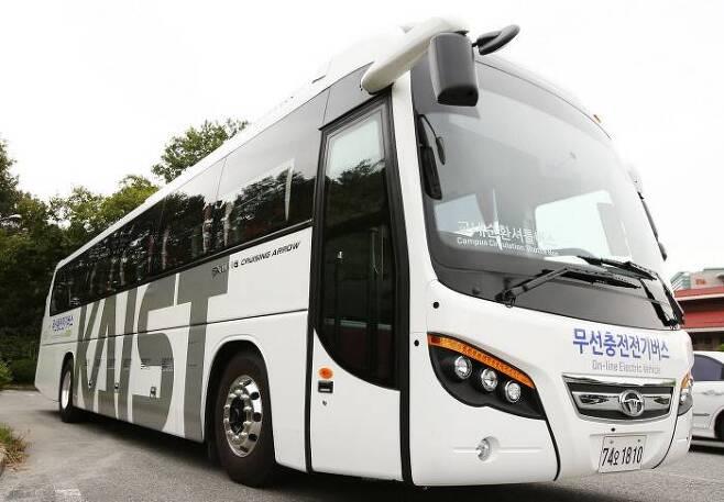 카이스트 올레브 버스, 출처: 와이파워원