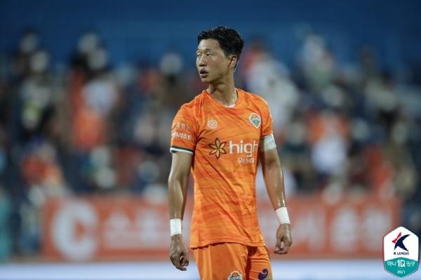 사진 한국프로축구연맹