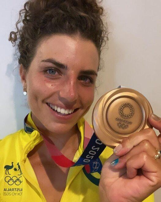 콘돔으로 카약을 수리해 출전해 동메달을 딴 호주 카누 선수 제시카 폭스/제시카 폭스 인스타그램