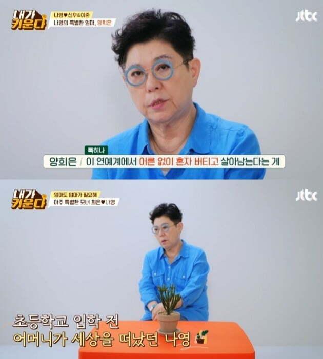사진=JTBC '내가 키운다' 방송 화면