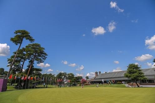 김시우, 임성재 프로가 출전하는 2021년 7월 '2020 도쿄올림픽' 골프코스 모습이다. 사진제공=IGF
