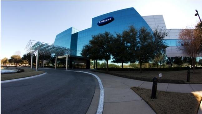 미국 텍사스주에 위치한 삼성전자 오스틴 반도체 공장의 모습. [삼성전자 제공]