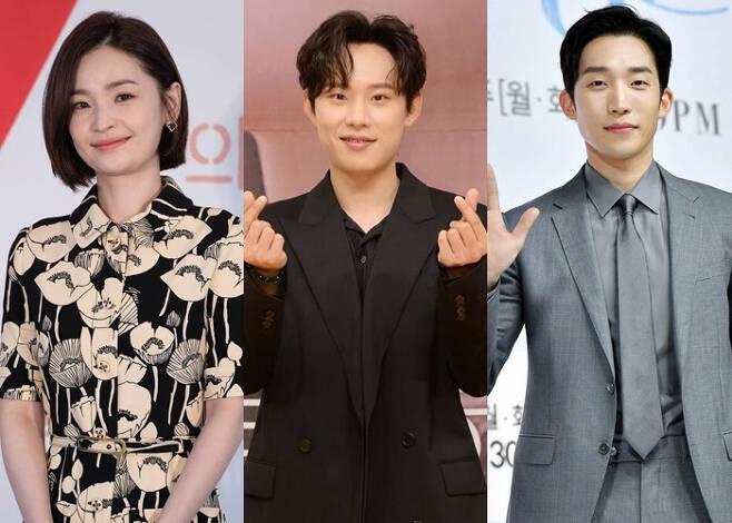 배우 전미도, 김성철, 이상이 /사진제공=tvN(전미도), SBS(김성철), KBS(이상이)