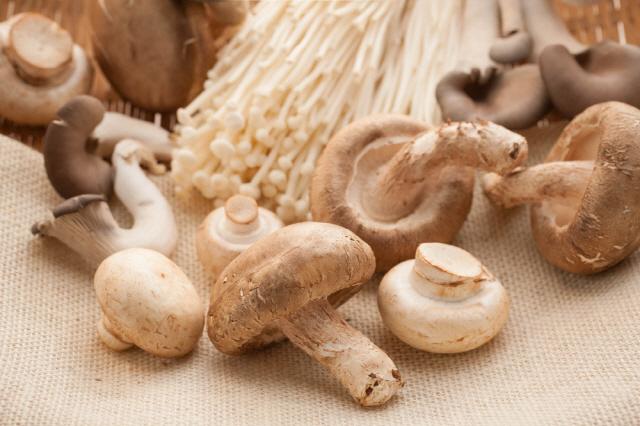 버섯은 당지수를 적게 높이는 식품으로 저녁 식사 중 먹기에 적당하다./사진=클립아트코리아