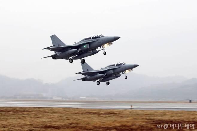 한국항공우주 T-50TH 태국 수출기