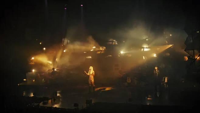 뮤지컬 의 한 장면. 쇼노트 제공