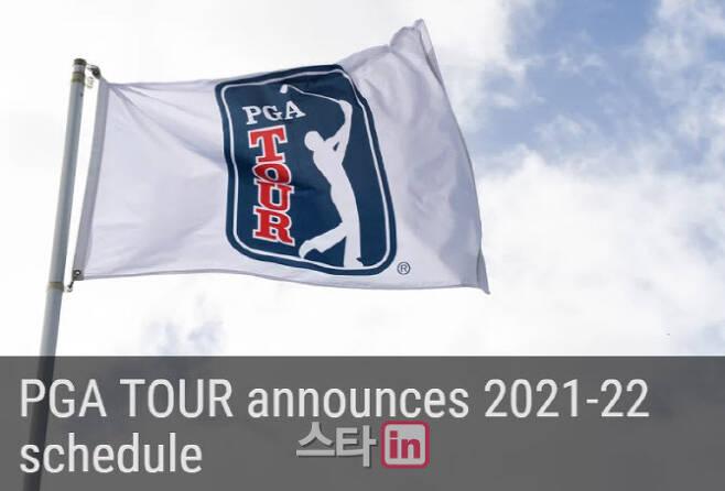 (사진=PGA 투어 홈페이지 화면 캡쳐)