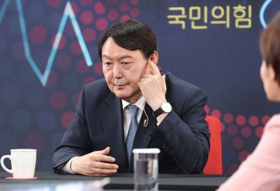 윤석열 국민의힘 대선 예비후보. [이미지출처=연합뉴스]