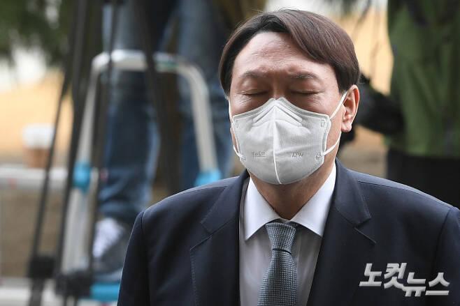 윤석열 전 검찰총장. 이한형 기자