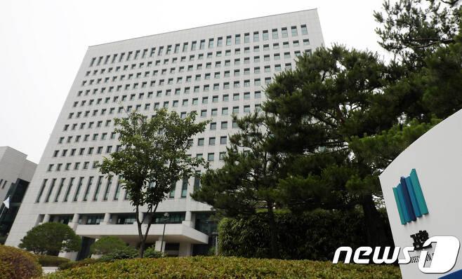 서울 서초구 대검찰청사 전경. 2018.6.17/뉴스1 © News1 박세연 기자