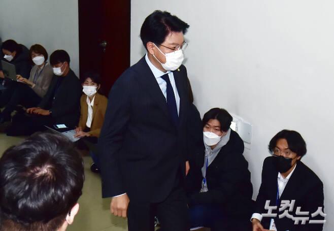 국민의힘 장제원 의원. 윤창원 기자