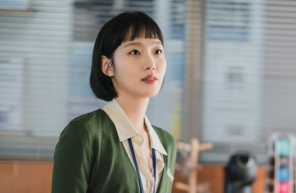 티빙 오리지널 시리즈 '유미의 세포들' 김고은. 사진제공|티빙