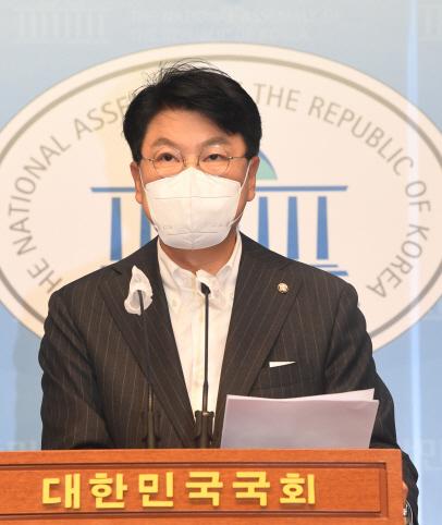 장제원 국민의힘 의원. [사진 출처 = 연합 뉴스]