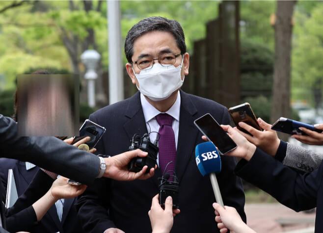 곽상도 의원. 연합뉴스