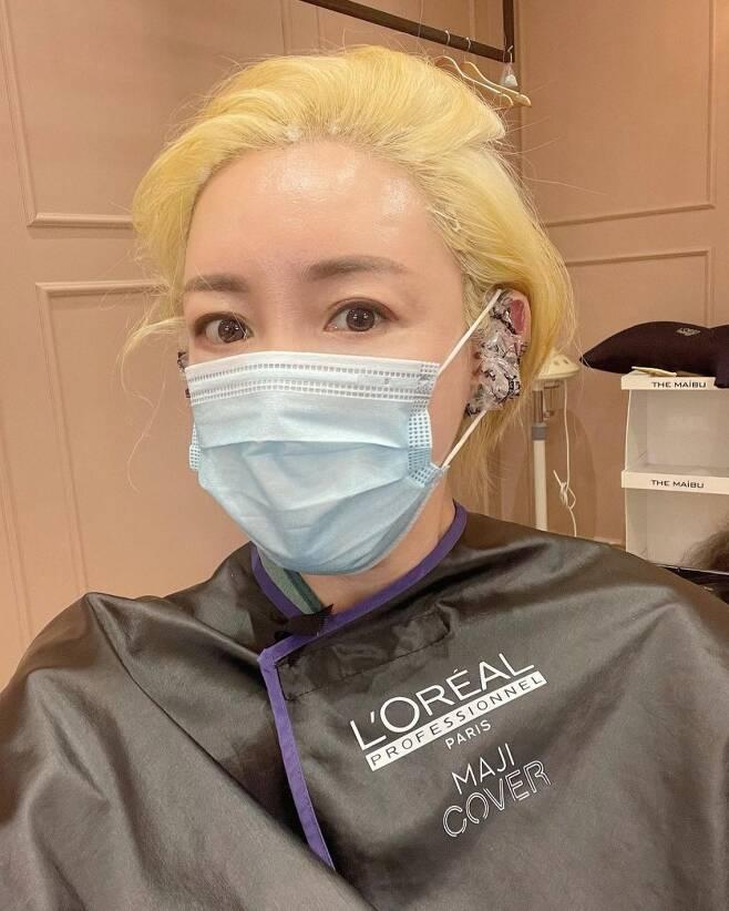 ▲ 출처|이상아 SNS