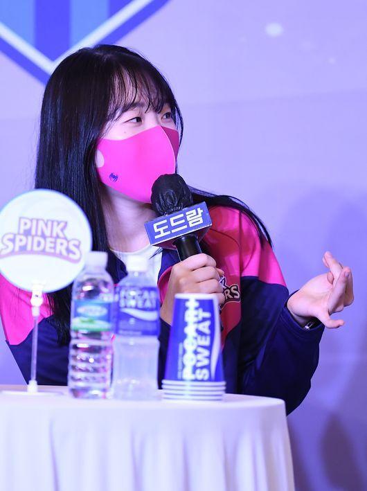 흥국생명 김미연 / KOVO 제공