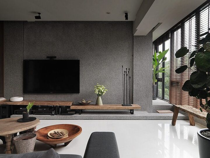 Interior natural zen style 42 for Apartment zen design