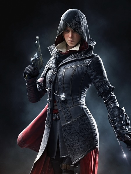 Assassins creed syndicate evie nude mod erotic video