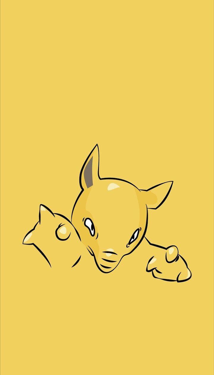 포켓몬 심플 카카오톡 프로필 사진 & 배경화면