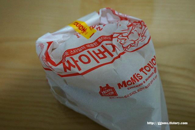 맘스터치 싸이버거 가격과 칼로리, 양념감자 감자튀김은?