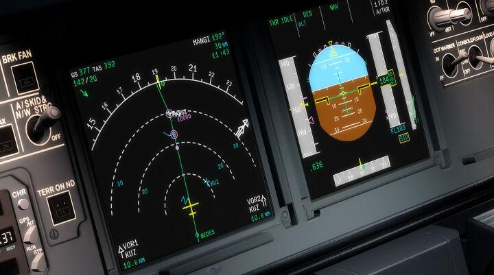 P3D] Approaching Gwangju RWY 04R (야간비행)