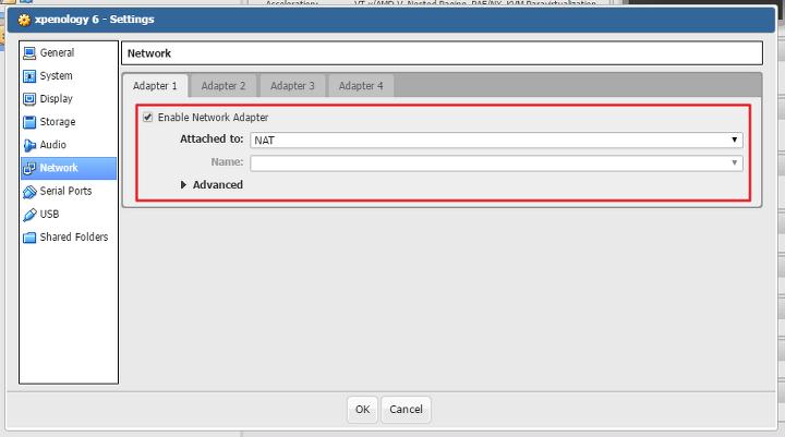Xpenology 6 0 2 버추얼 박스에 설치하기 (Debian / VirtualBox