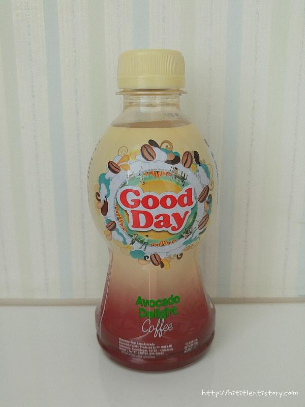 "̝¸ë""네시아 ʵ¿ë°ì´ì»¤í""¼ ̕""보카도 ˔œë¼ì´íŠ¸ Ì»¤í""¼ Good Day Coffee Avocado Delight"