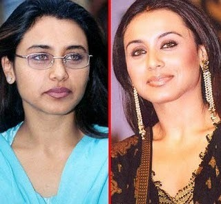 Rani Mukerji Acting career