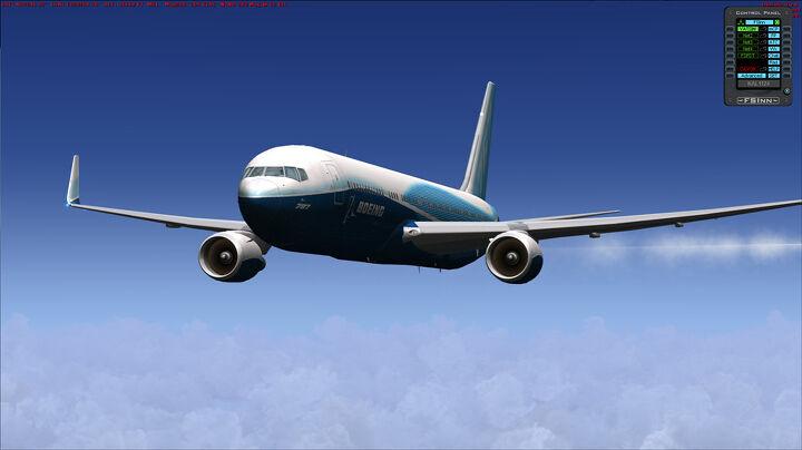 FSX]LEVEL-D 767-300