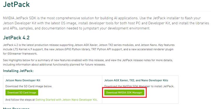 일단 실패]NVIDIA Jetson TX2 운영체제 설치하기 (JetPack4 2)