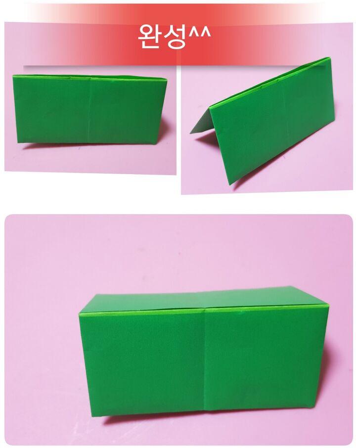 종이접기 쉬운종이접기 동전지갑 지갑만들기 반지갑 crafts origami